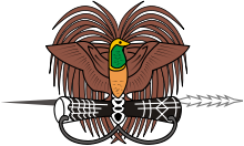 Emblem of Papua New Guinea