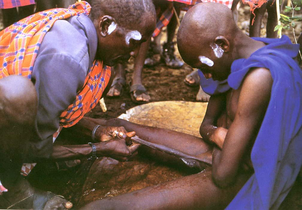 племена зимбабве парни с большими яйцами и членами фото - 7